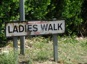 Ladies Walk